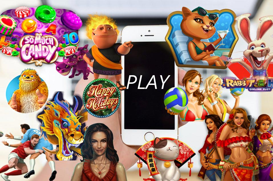 Play Microgaming Slots on Mobile
