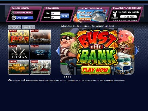 Casino UK Games