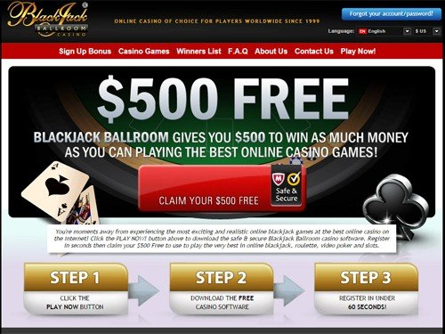 Blackjack Ballroom Casino Home