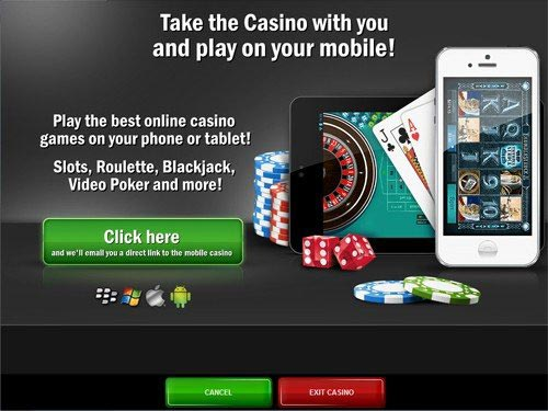 Blackjack Ballroom Casino Mobile