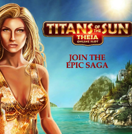 TITANS OF THE SUN - THEIA SLOT POKIES