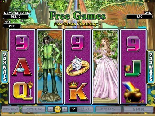 Magic Charms™ Slot Machine Game to Play Free in Microgamings Online Casinos