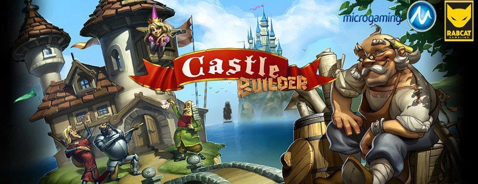 microgaming Catle Builder Slot