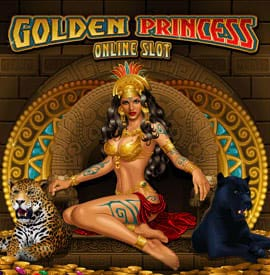 GOLDEN PRINCESS SLOT POKIES