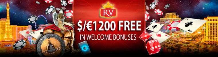 Royal Vegas Casino $/€1,200 Free Welcome Bonus