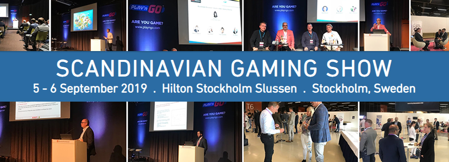 the 2nd Annual Scandinavian Gaming Show 2019